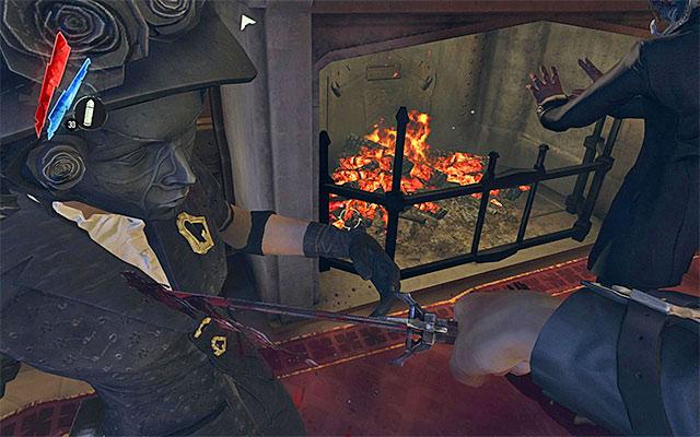 dishonored 2 обыщите кабинет доктора гипатии